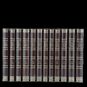 Генрих Грец. История евреев с древнейших времен до настоящего в 12 томах