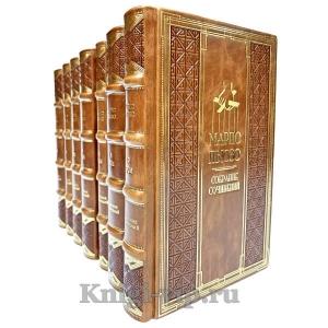Марио Пьюзо. Собрание сочинений в 7-ми томах