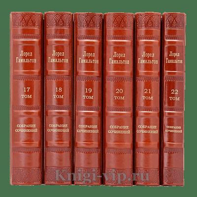 Лорел Гамильтон. Собрание сочинений в 23 книгах