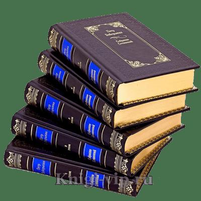 Пётр Боборыкин. Собрание романов, повестей и рассказов в 12 томах (комплект из 6 книг)