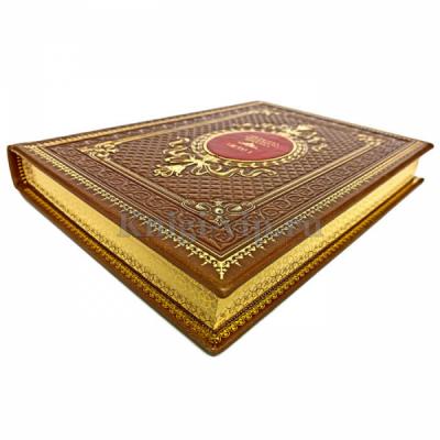 Библиотека генерального директора в 12 томах. Эксклюзивные книги в кожаном переплете