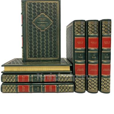Николай Гоголь. Собрание сочинений в 7 томах