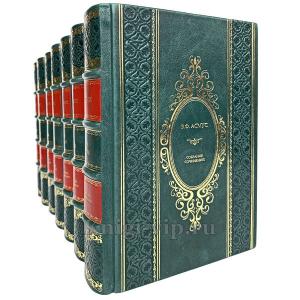 В. Ф. Асмус. Собрание сочинений в 7 томах. Книги в кожаном переплёте.