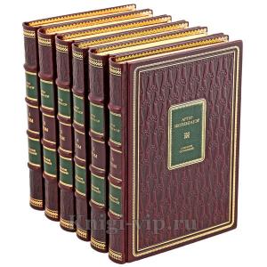 Артур Шопенгауэр. Собрание сочинений в 6 томах. Книги в кожаном переплёте.
