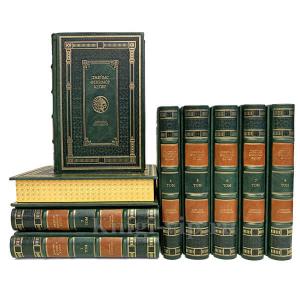 Джеймс Фенимор Купер. Собрание сочинений в 9 томах.
