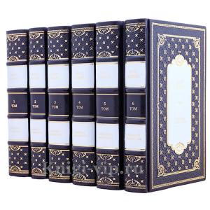 Иван Бунин. Собрание сочинений из 12 книг. Книги в кожаном переплёте