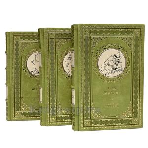 Туве Янссон. Муми-тролль и все-все-все в 3 томах