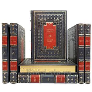 Уинстон Черчилль. Мировой кризис в 7 томах. Подарочные книги