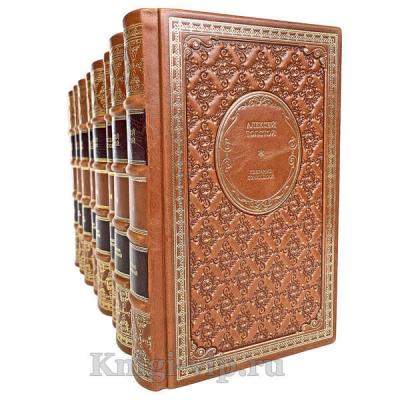 Алексей Николаевич Толстой. Собрание сочинений в 8 томах
